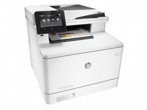 HP Color LaserJet Pro MFP M477fdw Color Printer